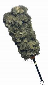 エスキー毛ばたき ファーストクラスフェザー オーストリッチ毛ばたき 楓