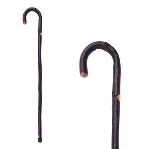 ステッキ 杖 土屋産業 チェスト・ナッツステッキ BL481 福祉・介護 歩行関連用品 ステッキ・杖つえ プレゼント ギフト 贈り物 誕生日 シニア 高齢者 敬老の日 散歩 ウォーキング 携帯 トラベ