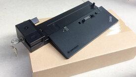■新品■ Lenovo Thinkpad L440, L450, L460, L470, L540, L560, L570, P50s, P51s ThinkPad Ultra Dock ウルトラドック 40A1 ドッキングステーション 鍵付 ■取説は付属