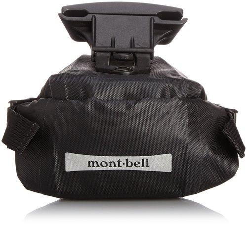 mont-bell モンベル ドライ サドルバック S ブラック