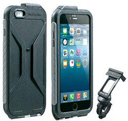 TOPEAK トピーク Weatherproof RideCase (iPhone 6Plus/6S Plus 用) ウェザープルーフ ライドケース セット BAG31800