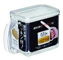 アスベル ASVEL フォルマ クリアポット 4974908226908 調味料容器 調味料 キッチン 容器 卓上
