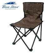BlueHourミニチェアカーキK-10343KHアウトドアチェアコンパクトキャンプ4582451300251レジャー