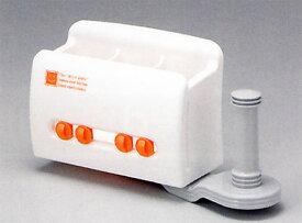 イノマタ化学 ターンペーパーホルダー マグネット吸盤付き ホワイト 4905596009665 キッチン収納 inomata