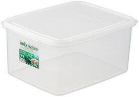 アスベル ASVEL ユニックス ナチュラル OJ-95 Ag 4974908455940 レンジ容器 保存容器 シール容器 タッパー 抗菌 銀イオン