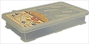 サンコープラスチック フードテナー1Pセット No2 クリア 4547883552081 フードコンテナ 餅・パン・ケーキの保存 平型 中身が見える