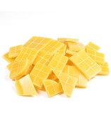 keinzアメリカアイオワ州産良質ビーズワックス蜜蝋ミツロウ◆天然ハチミツの甘い香り500gスキンケア用ロウソク用綺麗な色は花粉の色です。ペーパー濾過のみの未精製ですので、天然そのままです。送料無料