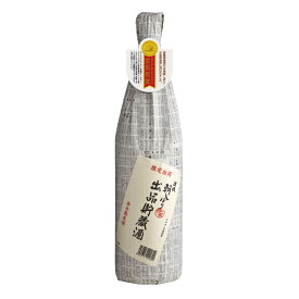 信州の地酒「渓流 朝しぼり 出品貯蔵酒」1800ml