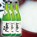【濁り酒】当蔵人気のどぶろく 「渓流 どむろく」1800ml×3本【お買い得セット】