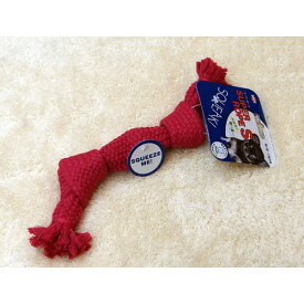 PLATZ プラッツ スーパーロープ S【犬用品】【おもちゃ】【デンタル】【ロープトーイ】