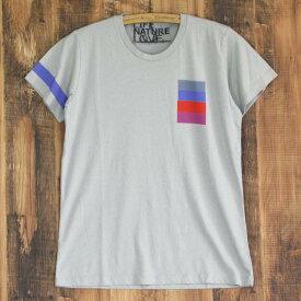 FREE CITY フリーシティ / LNL STRIKE POCKET / 半袖 Tシャツ グレー / FCTSST212