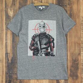 JUNK FOOD ジャンクフード / スーサイド・スクワッド デッドショット / メンズ Tシャツ