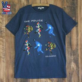 JUNK FOOD ジャンクフード / THE POLICE ポリス ・ The Classics / メンズ 半袖 Tシャツ