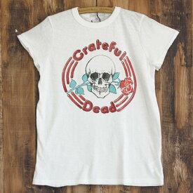 JUNK FOOD ジャンクフード / GRATEFUL DEAD グレイトフル・デッド / レディース Tシャツ