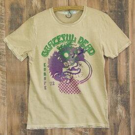 JUNK FOOD ジャンクフード メンズ Tシャツ Grateful Dead グレイトフル・デッド
