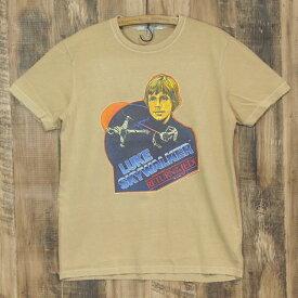 JUNK FOOD ジャンクフード メンズ Tシャツ STAR WARS LUKE SKYWALKER ルークスカイウォーカー