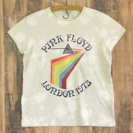 JUNK FOOD ジャンクフード レディース 絞り染め Tシャツ PINK FLOYD LONDON ピンクフロイド