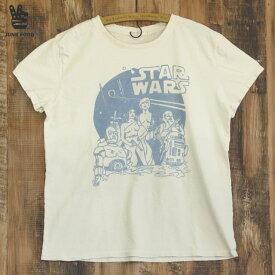 JUNK FOOD ジャンクフード Star Wars Classic スターウォーズ レディース ゆったり Tシャツ