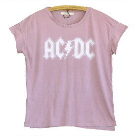 JUNK FOOD ジャンクフード AC/DC Tour 1996 レディース ゆったりTシャツ