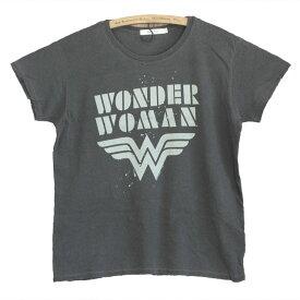 JUNK FOOD ジャンクフード WONDER WOMAN ワンダーウーマン レディース Tシャツ