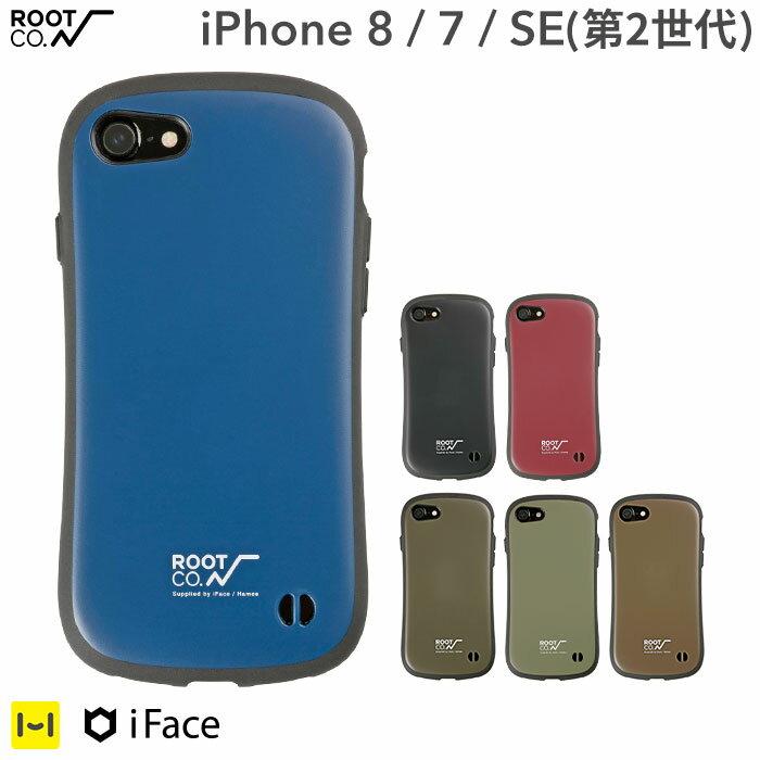 ROOT CO. iPhone7 iPhone8 ケース iFace Gravity Shock Resist 【 スマホケース アイフェイス アイフォン7 iPhone7ケース 耐衝撃 ハードケース iPhoneケース 】