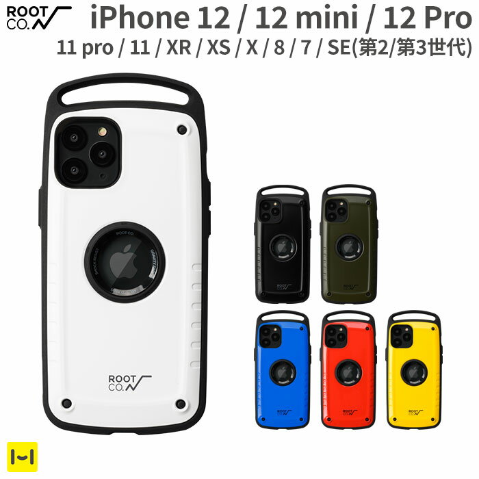 iPhone7 iPhone8 ケース ROOT CO. Gravity Shock Resist Case Pro. 【 iPhone7ケース アイフォン8 アイフォン7 耐衝撃 ハードケース スマホケース iPhoneケース 】