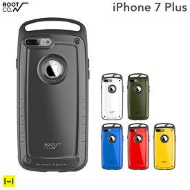 ROOT CO. iPhone7 Plus ケース GRAVITY Shock Resist Case Pro. 【 スマホケース アイフォン7 プラス iphone7plusケース 耐衝撃 ハードケース iPhoneケース アウトドア スマホケース メンズ】