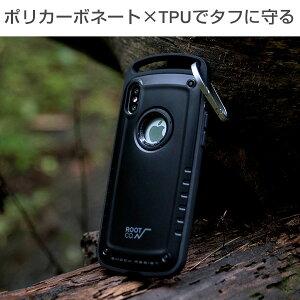 [iPhoneX専用]ROOTCO.GravityShockResistCasePro.
