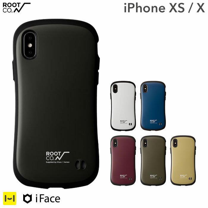 iphone x ケース iFace ROOT CO. Gravity Shock Resist 【 アイフォンxケース アイフォンX iPhoneX ケース 耐衝撃 アイフェイス ハードケース スマホケース iPhoneケース 】
