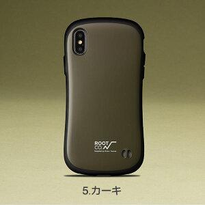 [iPhoneX専用]ROOTCO.GravityShockResistCase./ROOTCO.×iFaceModel