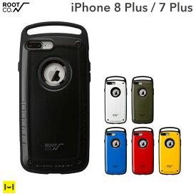 ROOT CO. iPhone8Plus ケース iphone7 plus ケース Gravity Shock Resist Case Pro. 【 スマホケース アイフォン8プラス iphone8 plusケース 耐衝撃 ハードケース iPhoneケース アウトドア スマホケース メンズ】