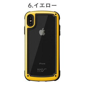 [iPhoneXSMax専用]ROOTCO.GravityShockResistTough&BasicCase.