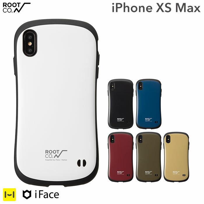 ROOT CO. iphone xs max ケース Gravity Shock Resist Case. /ROOT CO.×iFace Model 【 スマホケース アイフェイス iphonexsmax ケース アイフォンxsmax 耐衝撃 iphoneケース Hamee 】