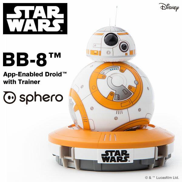 アプリで自在にコントロールできるスマートトイ Sphero BB-8 TRAINER R001TRW【RCP】