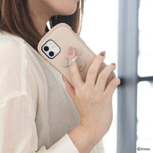 [各種スマートフォン対応]ディズニーキャラクター/バンカーリング(ミッキーマウスアイコン)