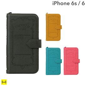 iPhone6 iPhone6s アイフォン6 ケース 手帳型 OUVRIR ウーヴリール ノートブック 【 スマホケース iphone6s 手帳 手帳型ケース iPhone 6s カバー iPhoneケース 】