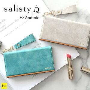 salisty(サリスティ)Qスエードスタイルダイアリーケースマルチタイプ