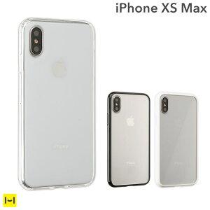 [iPhoneXsPlus専用]サイドカラードクリアハイブリッドケース