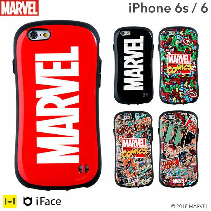 iPhone6s iPhone6 ケース マーベル iface First Class 【 スマホケース アイフォン6 ロゴ iPhoneケース 】【 MARVELCorner 】