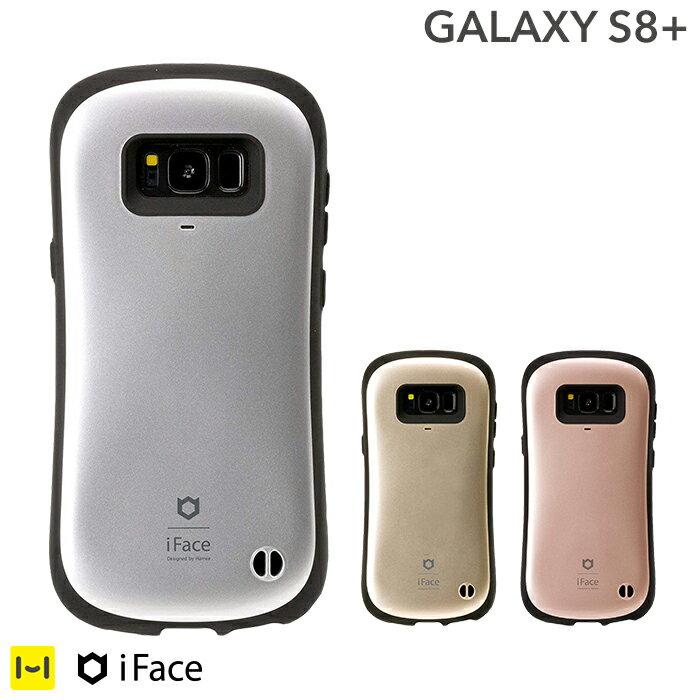 galaxy s8+ ケース iFace First Class Metallic 【 スマホケース アイフェイス ギャラクシーs8 プラス plus 耐衝撃 SC-03J SCV35 カバー 】