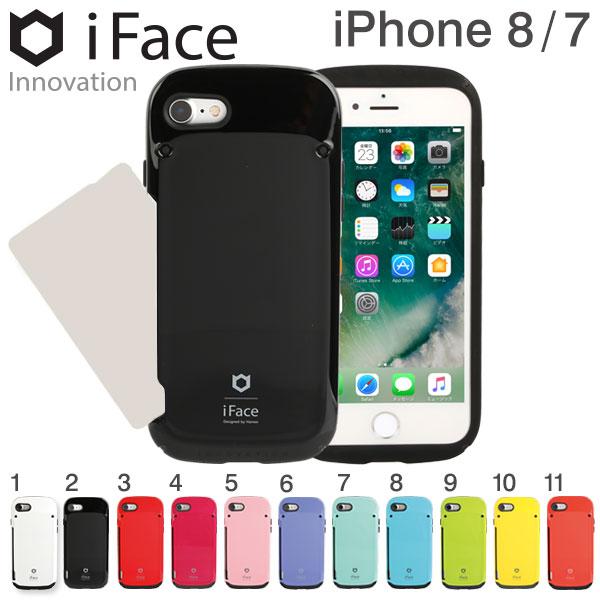 iphone7 iphone8 ケース iFace Innovation 【 スマホケース アイフェイス アイフォン8ケース アイフォン7 アイフォン8 ケース カード収納 背面 耐衝撃 iphoneケース 】