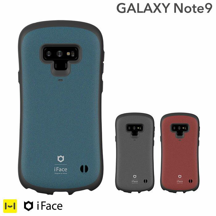 GALAXY Note9 iFace First Class Sense ケース (SC-01L/SCV40)【 スマホケース アイフェイス iFace カバー 耐衝撃 ギャラクシー ノート 人気 おすすめ メンズ レディース】