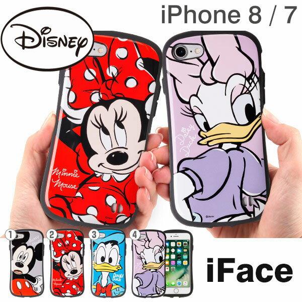 iPhone7 iPhone8 ケース ディズニー iface First Class アップ 【 スマホケース アイフォン7 アイフォン8 ミッキー ミニー ドナルド デイジー iPhoneケース】
