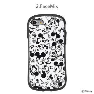 [iPhone8/7専用]ミッキーマウス/BeyondImagination/ディズニーキャラクターiFaceFirstClassケース(ミッキーマウス)