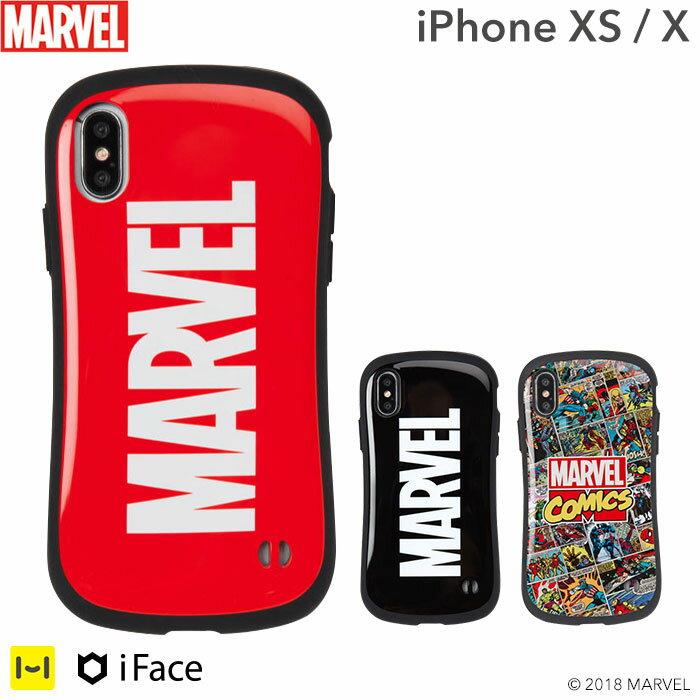 iphone x ケース iphone xs ケース MARVEL マーベル iFace First Class 【 アイフォンxケース iPhoneX iphoneX ケース アイフォンX アイフォンXs iphone xs 耐衝撃 アイフェイス スマホケース iPhoneケース 】