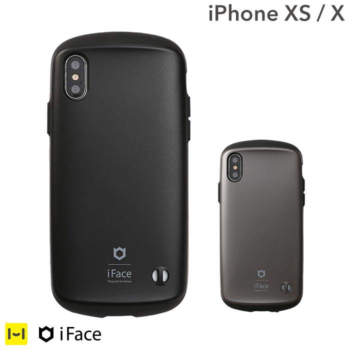iphone X XS ケース iFace Sensation Matte 【 スマホケース アイフェイス アイフォンxケース アイフォンX iPhoneX ケース 耐衝撃 ハードケース センセーション マット iPhoneケース 】
