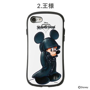 [iPhone8/7専用]ディズニーキャラクター/キングダムハーツiFaceFirstClassケース