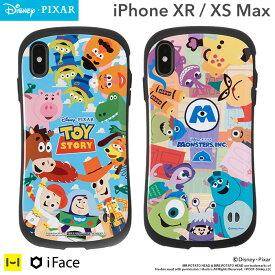 iPhone XR ケース iPhone XS Max ケース ディズニー ピクサー キャラクター iFace First Class カバー【スマホケース アイフェイス アイフォンXRケース iphoneXR ケース アイフォンXSMax トイストーリー モンスターズインク Disney PIXAR グッズ iPhoneケース 】