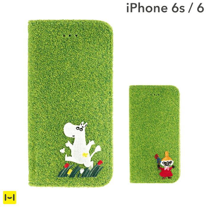 iPhone6s iPhone6 ケース 手帳型 ムーミン Shibaful Flip Cover 【 スマホケース iphone6s 手帳 手帳型ケース リトルミイ シバフル iPhone 6s カバー iPhoneケース 】