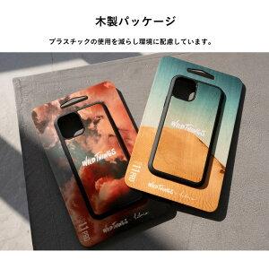 [iPhone11Pro/11/XR/8/7/6s/6専用]WILDTHINGS(ワイルドシングス)×kibacoWoodCase